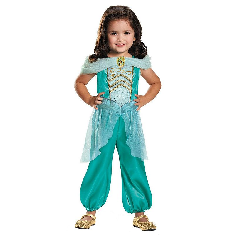 Disney Princess Jasmine Classic Costume - Toddler