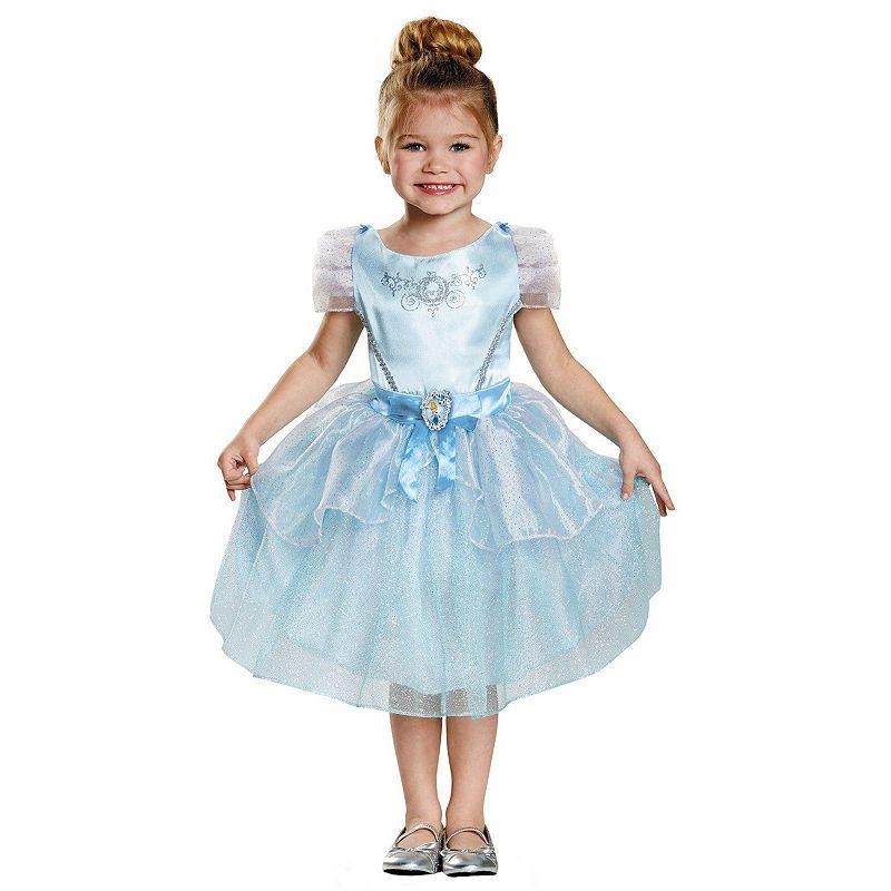 Disney Princess Cinderella Classic Costume - Toddler
