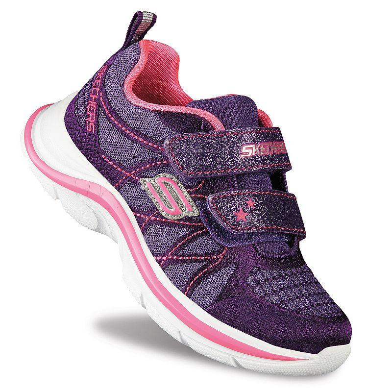 Skechers Swift Kicks Lil Glammer Athletic Shoes