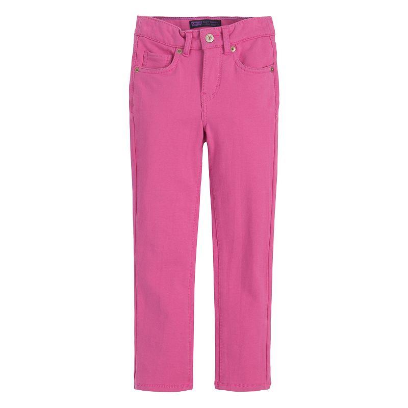 Girls 4-6x Levi's Super Skinny Knit Jeans