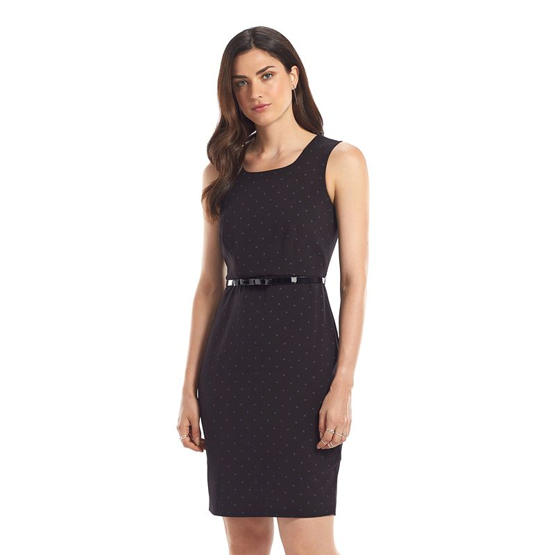 Women's ELLE™ Dot Sheath Dress