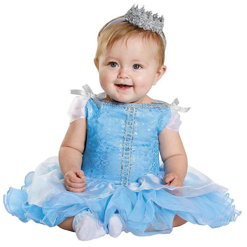 Disney Princess Cinderella Prestige Costume - Baby