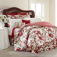 Chaps Sarah Floral 4-pc. Comforter Set