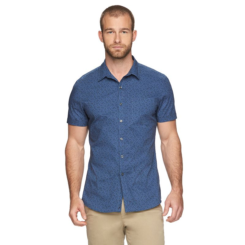 Men's Marc Anthony Extra-Slim Fit Button-Down Shirt