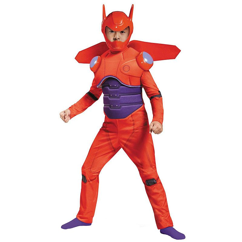 Disney's Big Hero 6 Baymax Deluxe Muscle Costume -Toddler