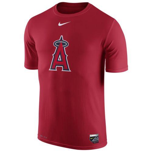 Men's Nike Los Angeles Angels of Anaheim Legend Dri-FIT Tee