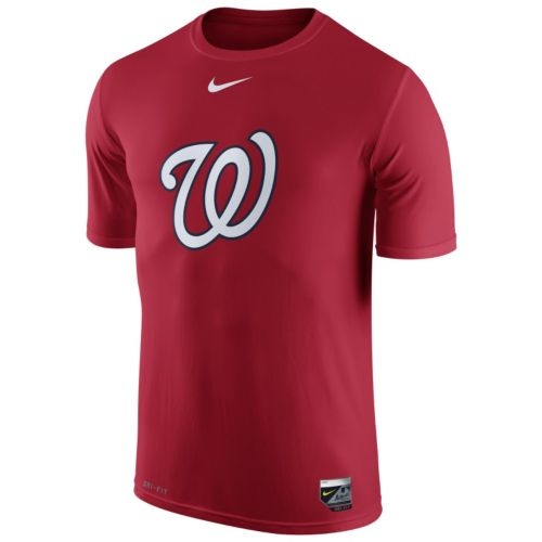 Men's Nike Washington Nationals Legend Dri-FIT Tee
