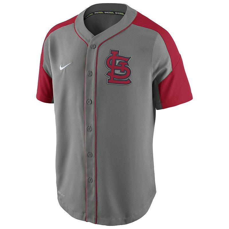 Men's Nike St. Louis Cardinals Woven Jersey