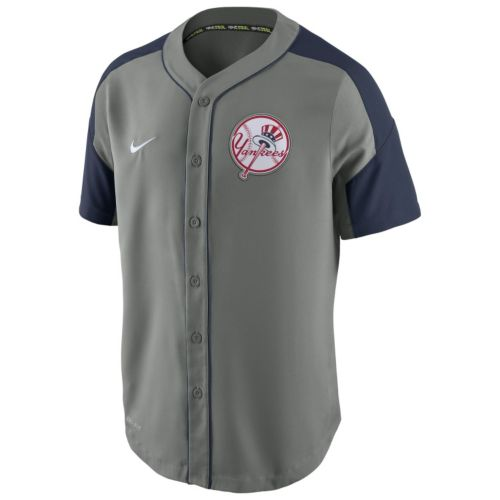 Men's Nike New York Yankees Woven Jersey