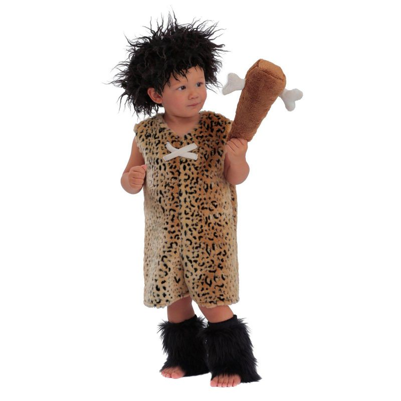 Cave Baby Boy Costume - Toddler (Blue)