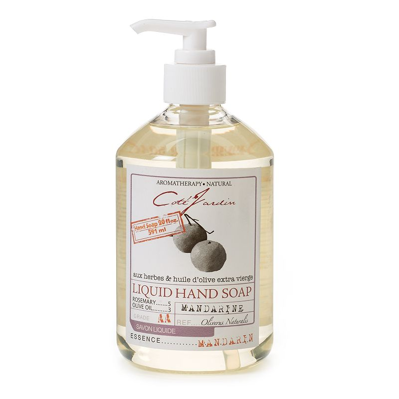 Olivia Care Cote Jardin Liquid Hand Soap