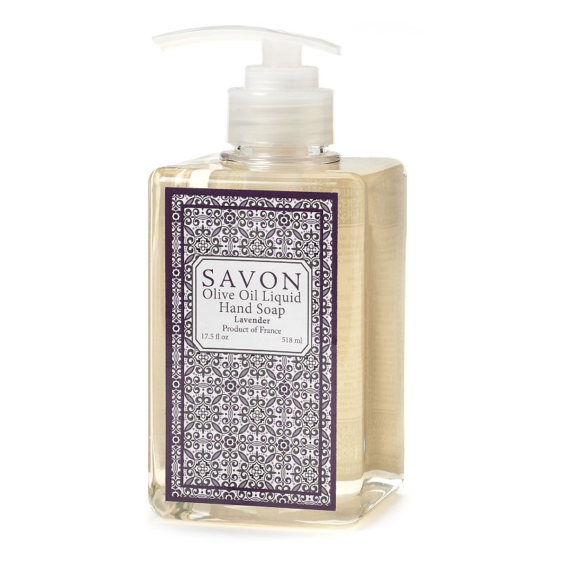 Olivia Care Savon Liquid Hand Soap