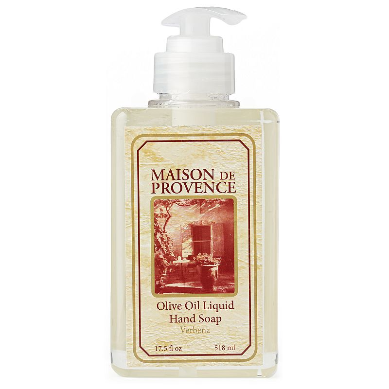 Olivia Care Maison de Provence Olive Oil Liquid Hand Soap