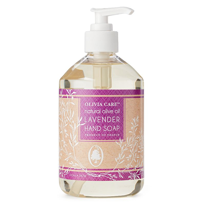Olivia Care Natural Olive Oil Liquid Hand Soap