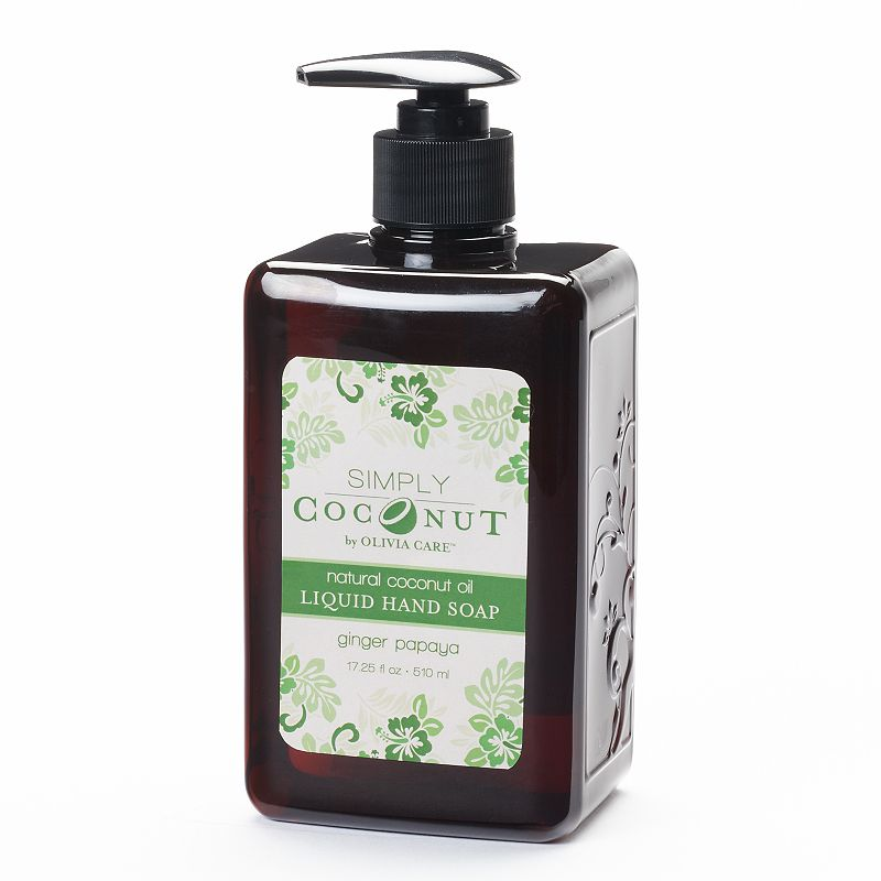 Olivia Care Simply Coconut Oil Hand Soap