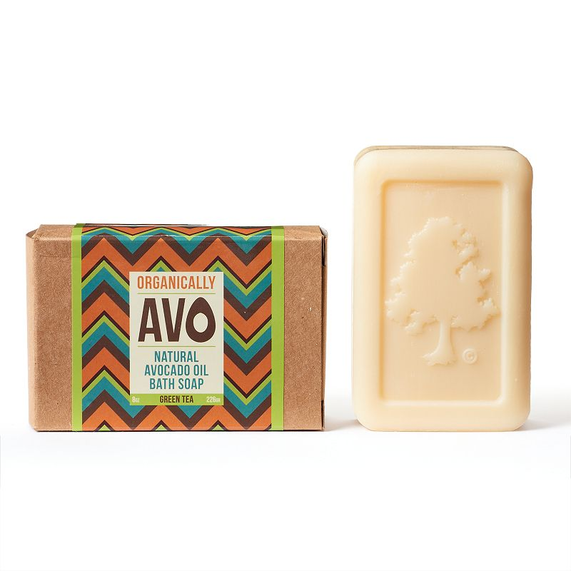 Olivia Care Organically Avocado Oil Bath Soap
