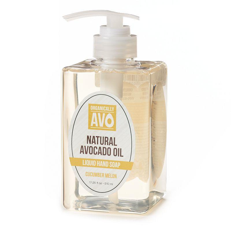 Olivia Care Organically Avocado Oil Hand Soap