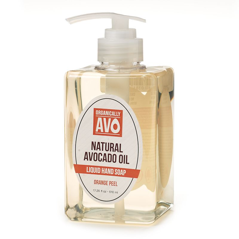 Olivia Care Organically Avocado Oil Hand Soap