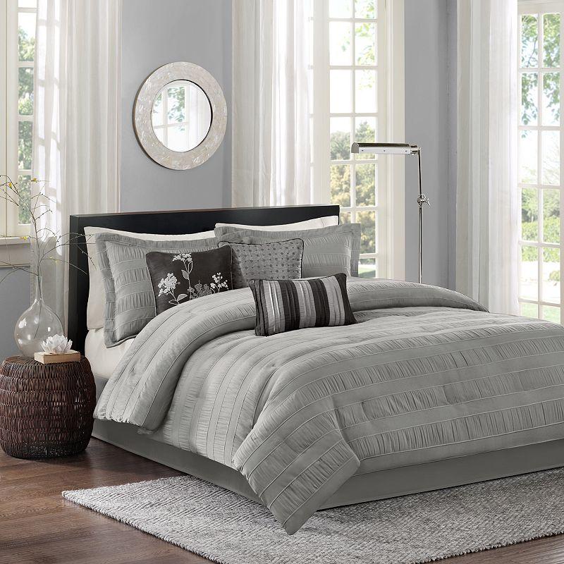 Madison Park Lawrence 7-pc. Comforter Set