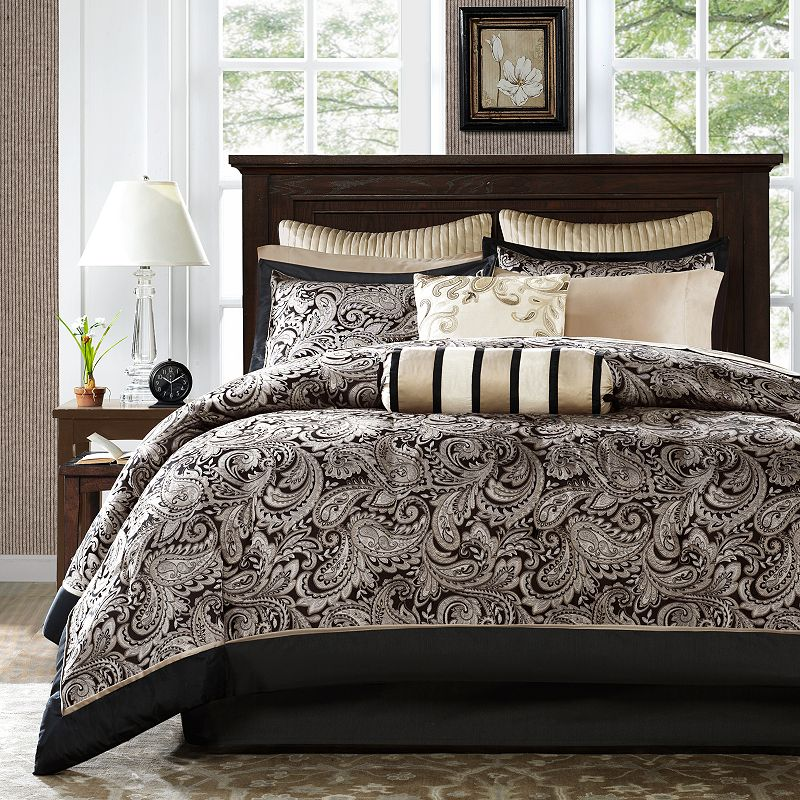 Madison Park Wellington 12-pc. Bed Set