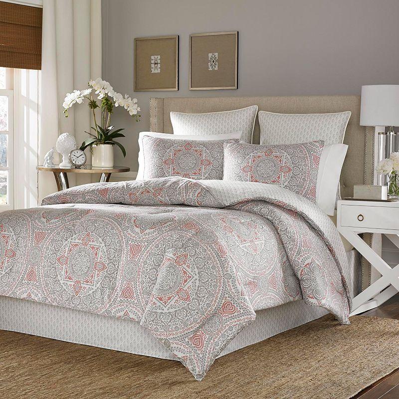 Stone Cottage Ibiza 4-pc. Reversible Comforter Set