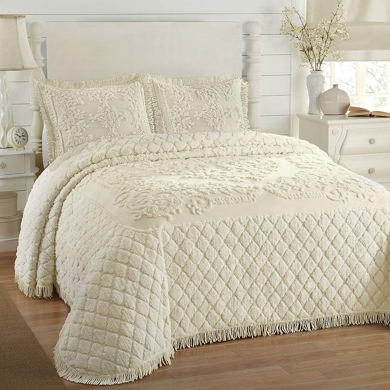 Josephine Chenille Bedspread
