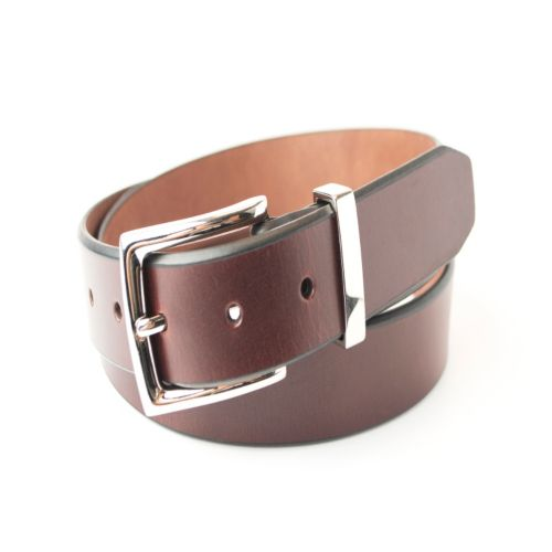Men's Dockers Leather Bridle Belt