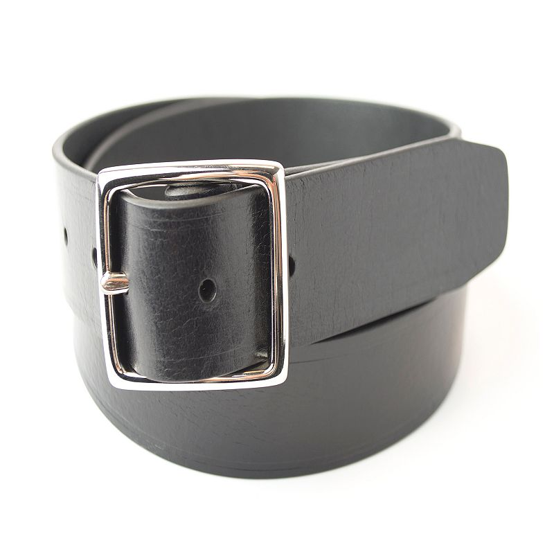 Men's Dockers Leather Bridle Belt