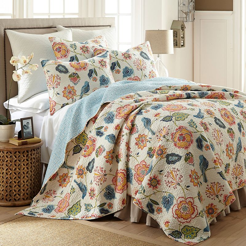 Abby Reversible Quilt Set