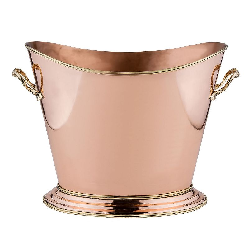Old Dutch Santa Fe Copper Wine Cooler