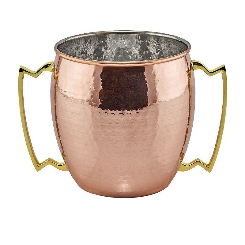 Old Dutch 128-oz. Hammered Moscow Mule Mug