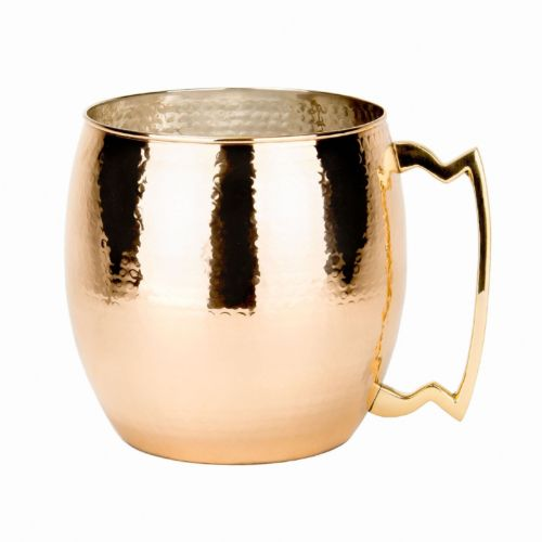 Old Dutch 192-oz. Hammered Moscow Mule Mug
