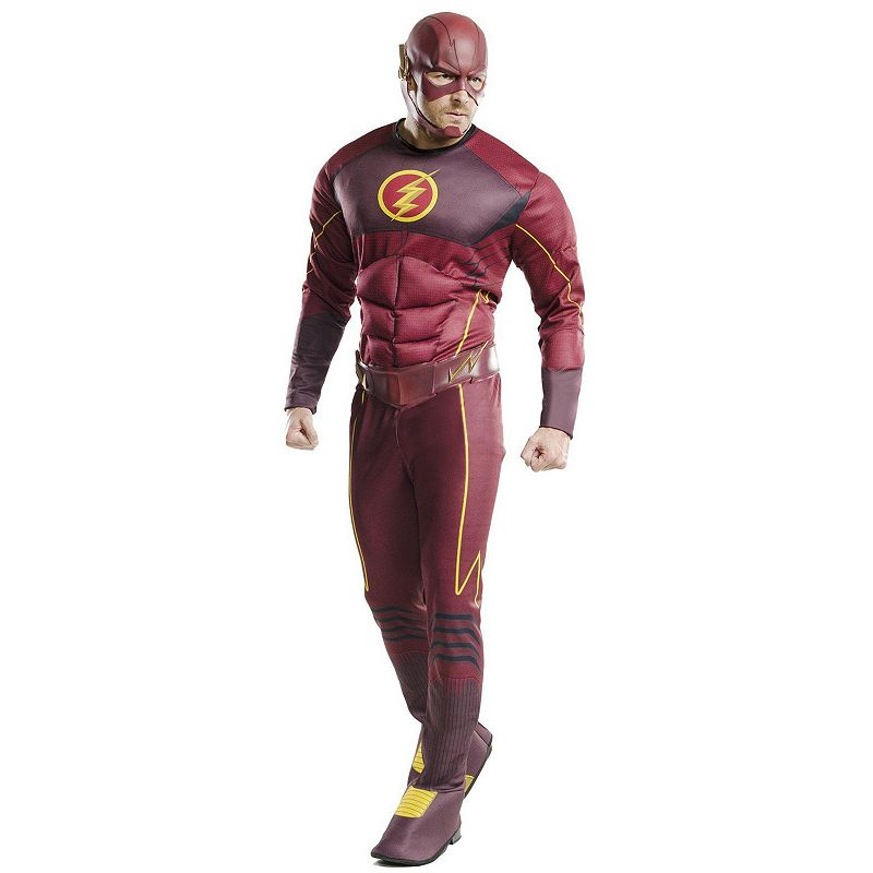 The Flash Muscle Chest Costume - Adult