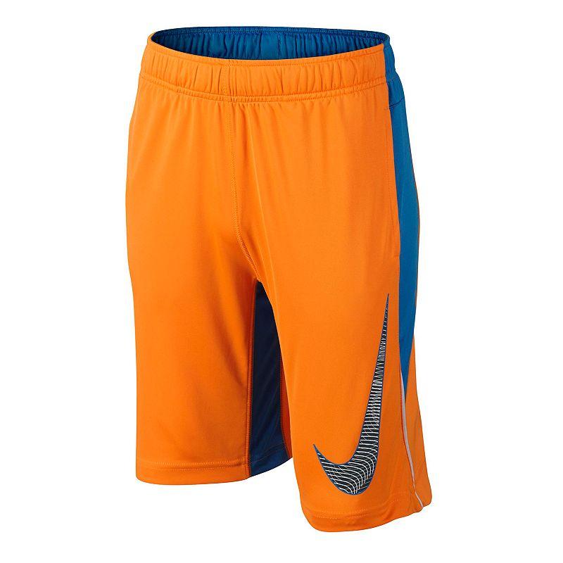 Boys 8-20 Nike Dri-FIT Legacy Graphic Training Shorts