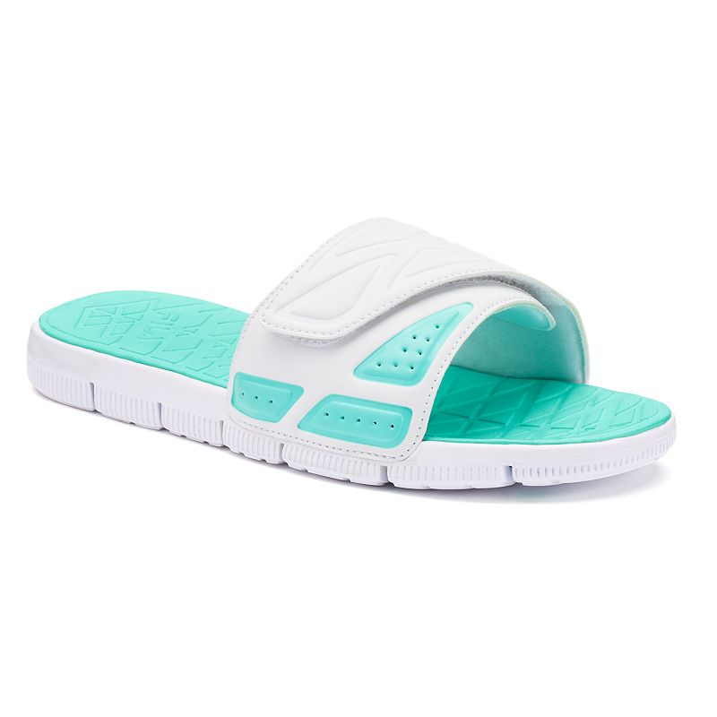 FILA® Crosshatch Women's Slide Sandals