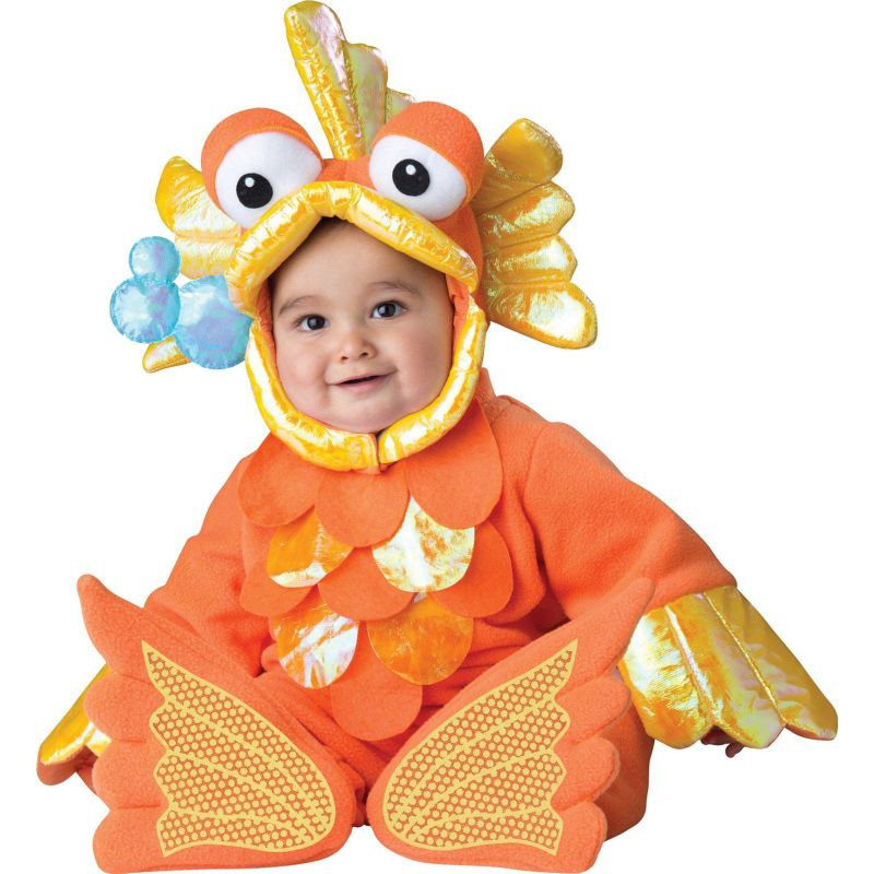 Goldfish Costume - Baby (Blue)