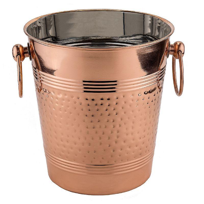 Old Dutch 9-in. Hammered Copper Wine Cooler