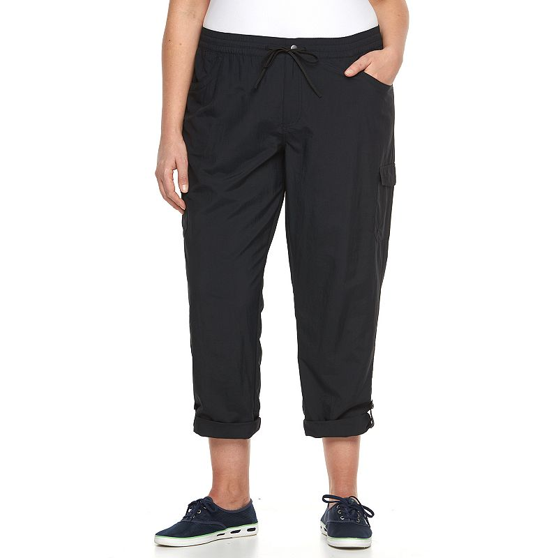 Plus Size Amberley Stream Convertible Pants
