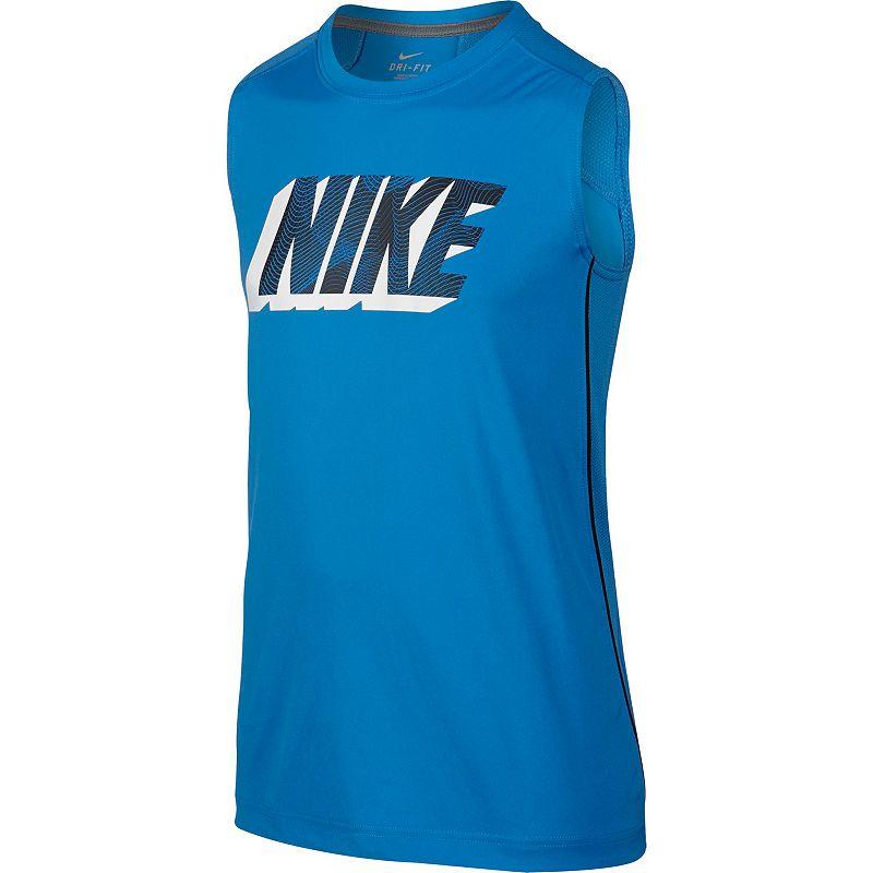 Boys 8-20 Nike Dri-FIT Legacy Tank Top