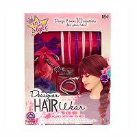 Just My Style Designer Hair Wear Kit