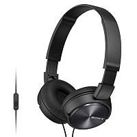 Sony ZX Series Headphones with Mic & Remote