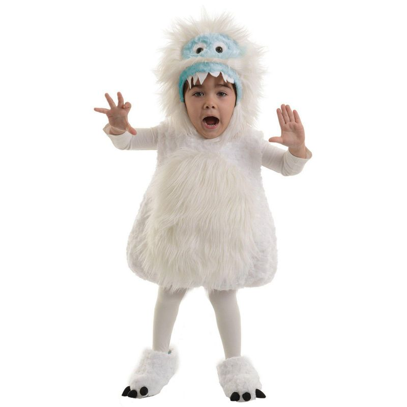 Toddler girl cave baby costume