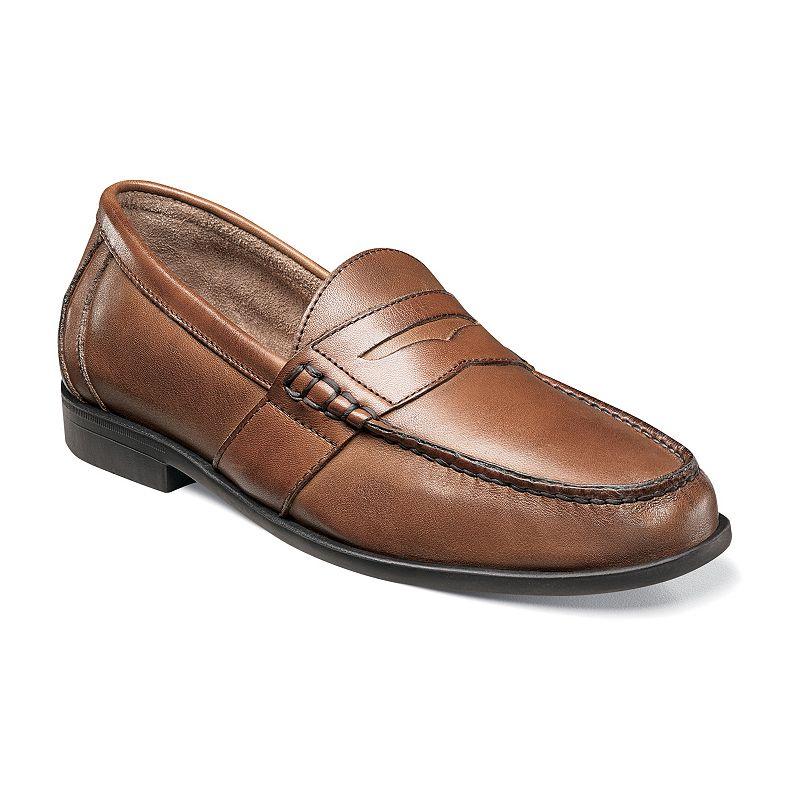 Nunn Bush Kent Men's Penny Loafer Dress Shoes
