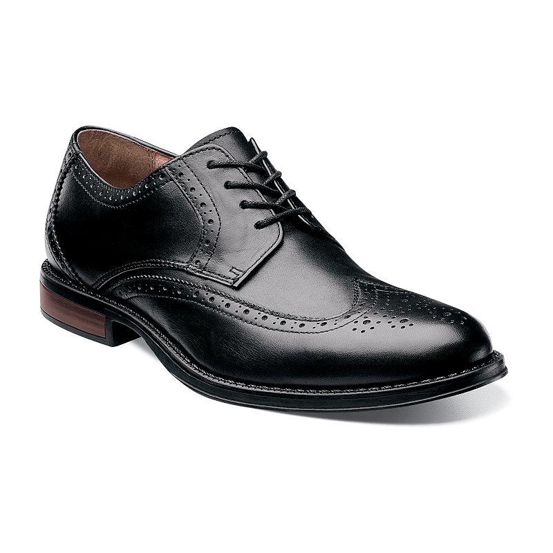 Nunn Bush Ryan Men's Wingtip Oxford Dress Shoes