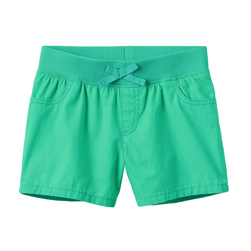 Jumping Beans® Toddler Girl Solid Shorts