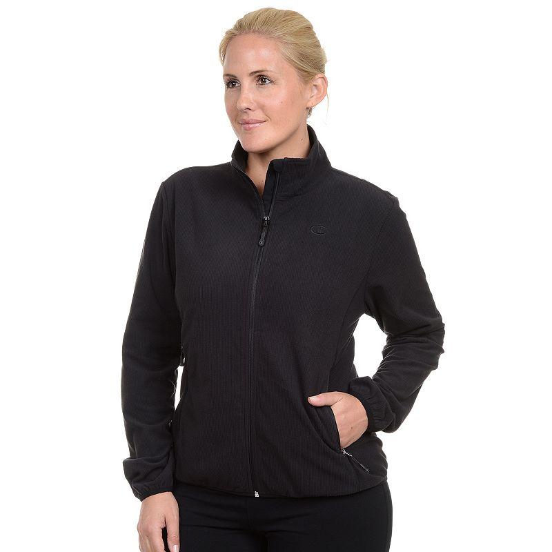 Plus Size Champion Fleece Jacket