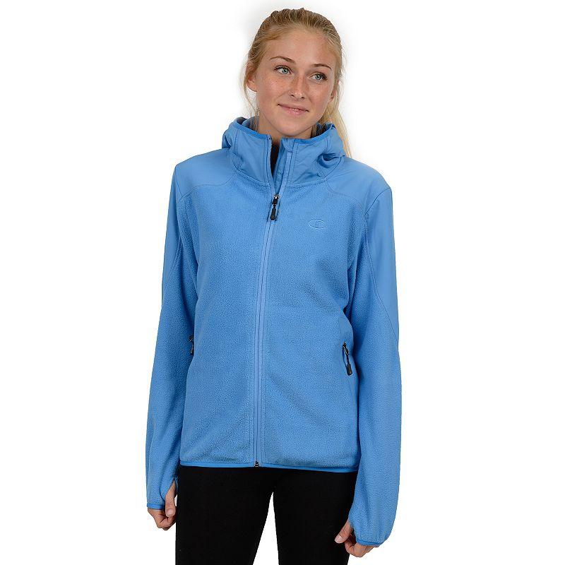Women's Champion Hooded Fleece Jacket