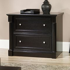 Sauder Avenue Eight Lateral File Cabinet by