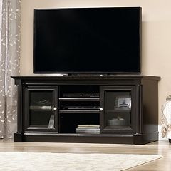 Sauder Avenue Eight Entertainment TV Stand by