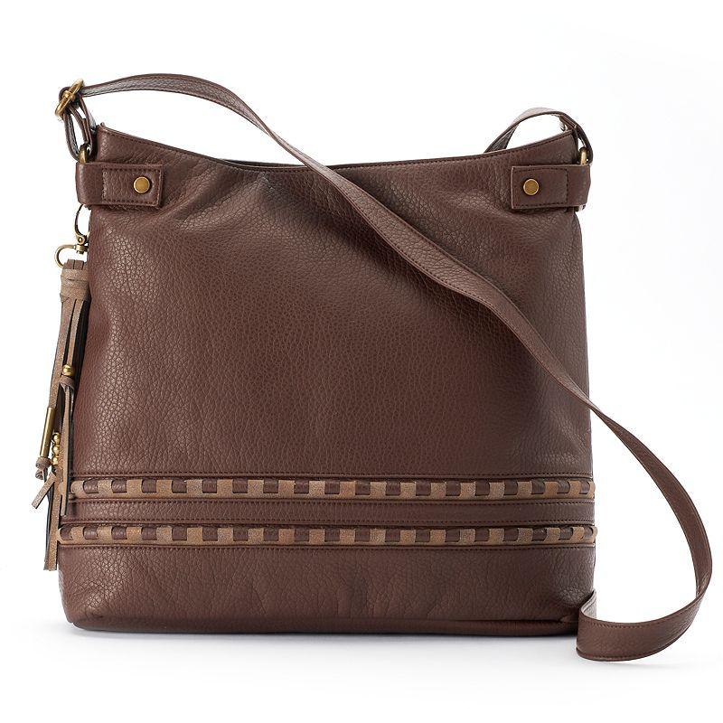 SONOMA Goods for Life™ Braided Cord Crossbody Bag